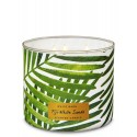 Bath & Body Works Fidji White Sands 3 Wick Scented Candle