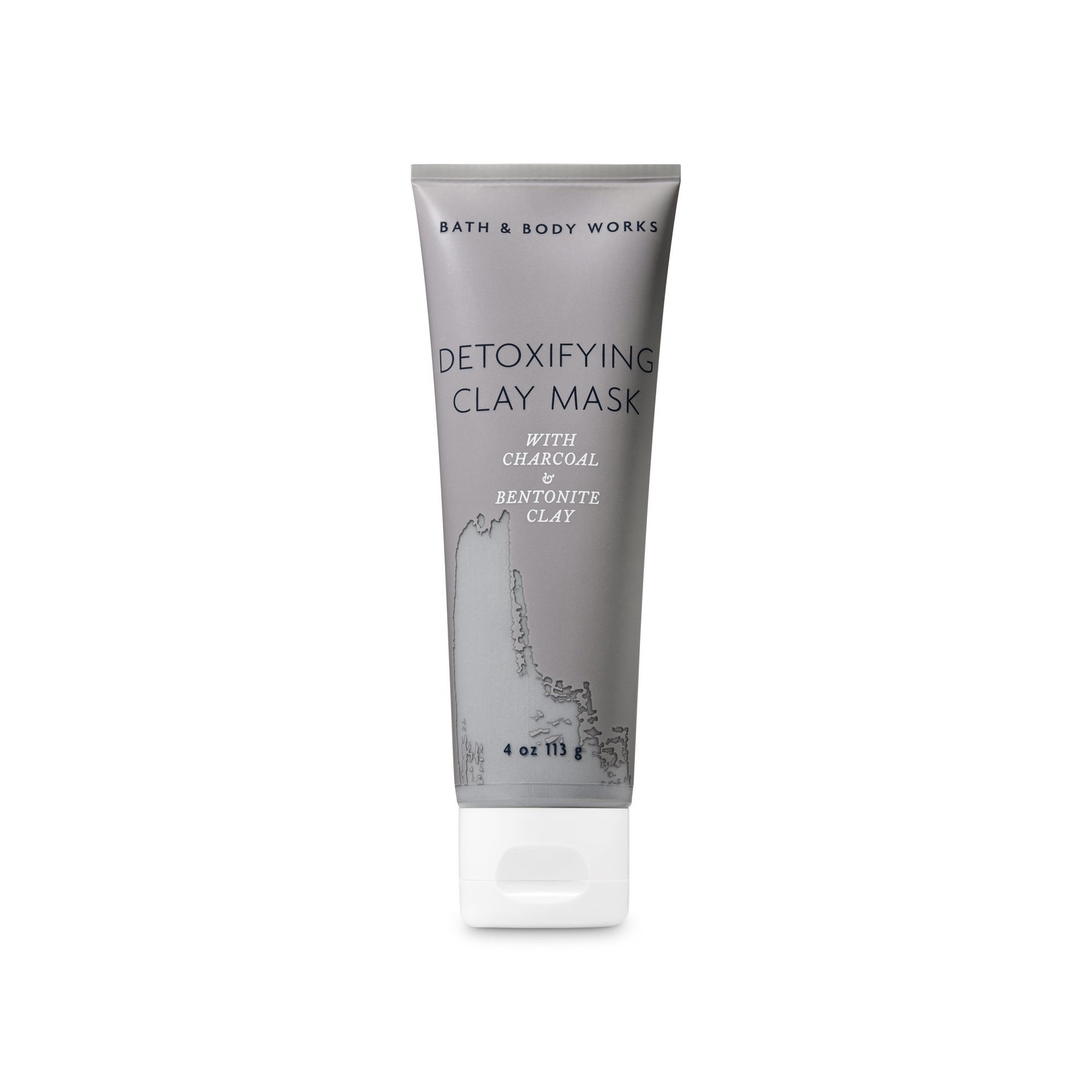 Bath & Body Works Detoxifying Charcoal & Bentonite Clay Mask