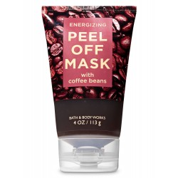 Bath & Body Works Energizing Coffee Beans Peel Off Mask
