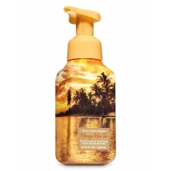 Bath & Body Works Mango Mai Tai Gentle Foaming Hand Soap