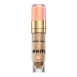 Too Faced Crystal Whips Long-Wearing Shimmering Eye Shadow Veil Pop the Bubbly!