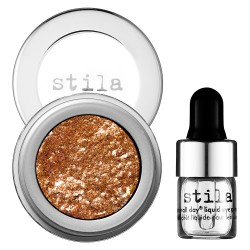 Stila Magnificent Metals Foil Finish Eye Shadow Comex Copper