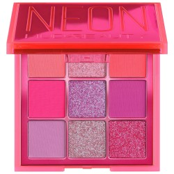 Huda Beauty Neon Obsessions Palette Neon Pink