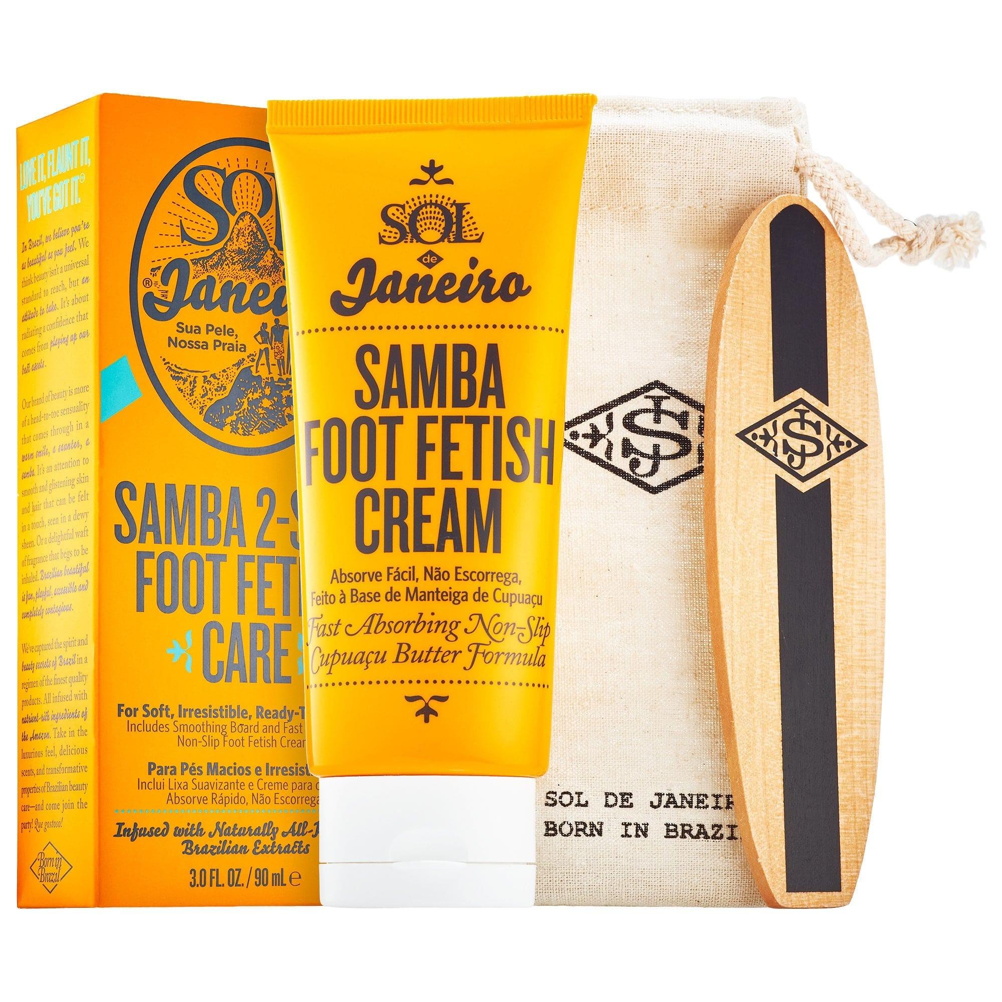 Sol De Janeiro Samba 2-Step Foot Fetish Care