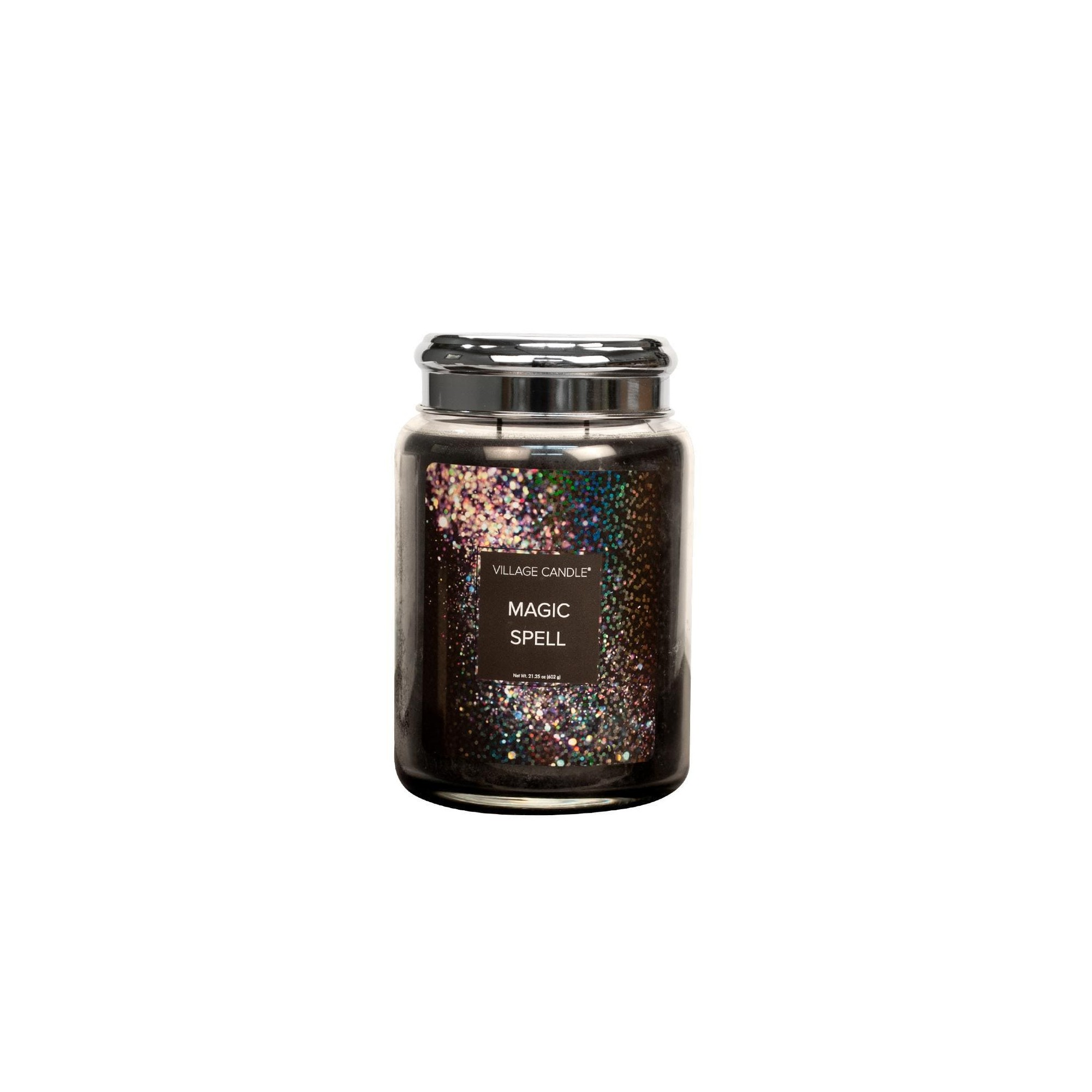 Village Candle Magic Spell Large Glass Jar - Fantasy Collection