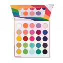 Morphe 25L Live In Color Artistry Palette