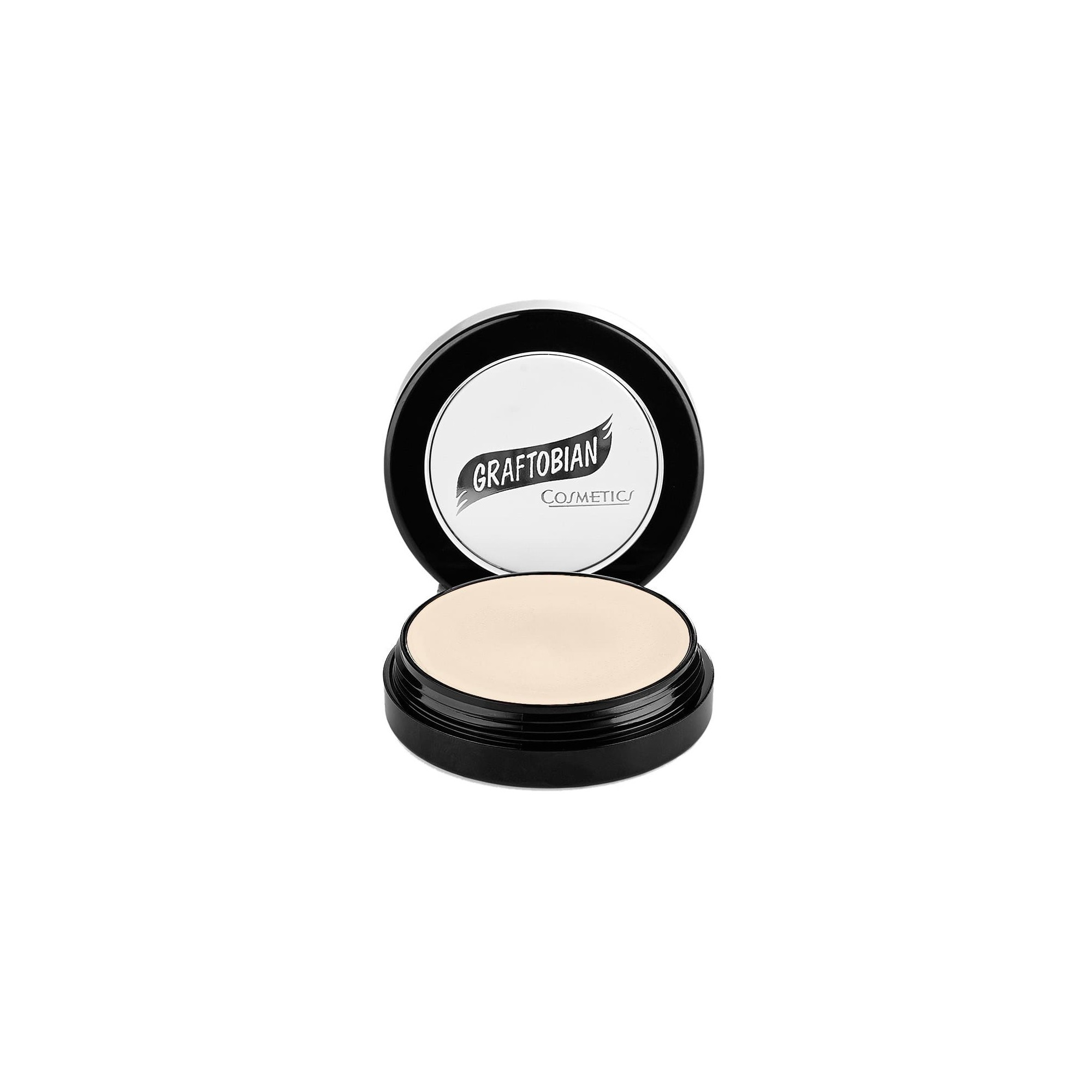 Graftobian Ultra HD Glamour Cream Foundation W-Ivory: 30379
