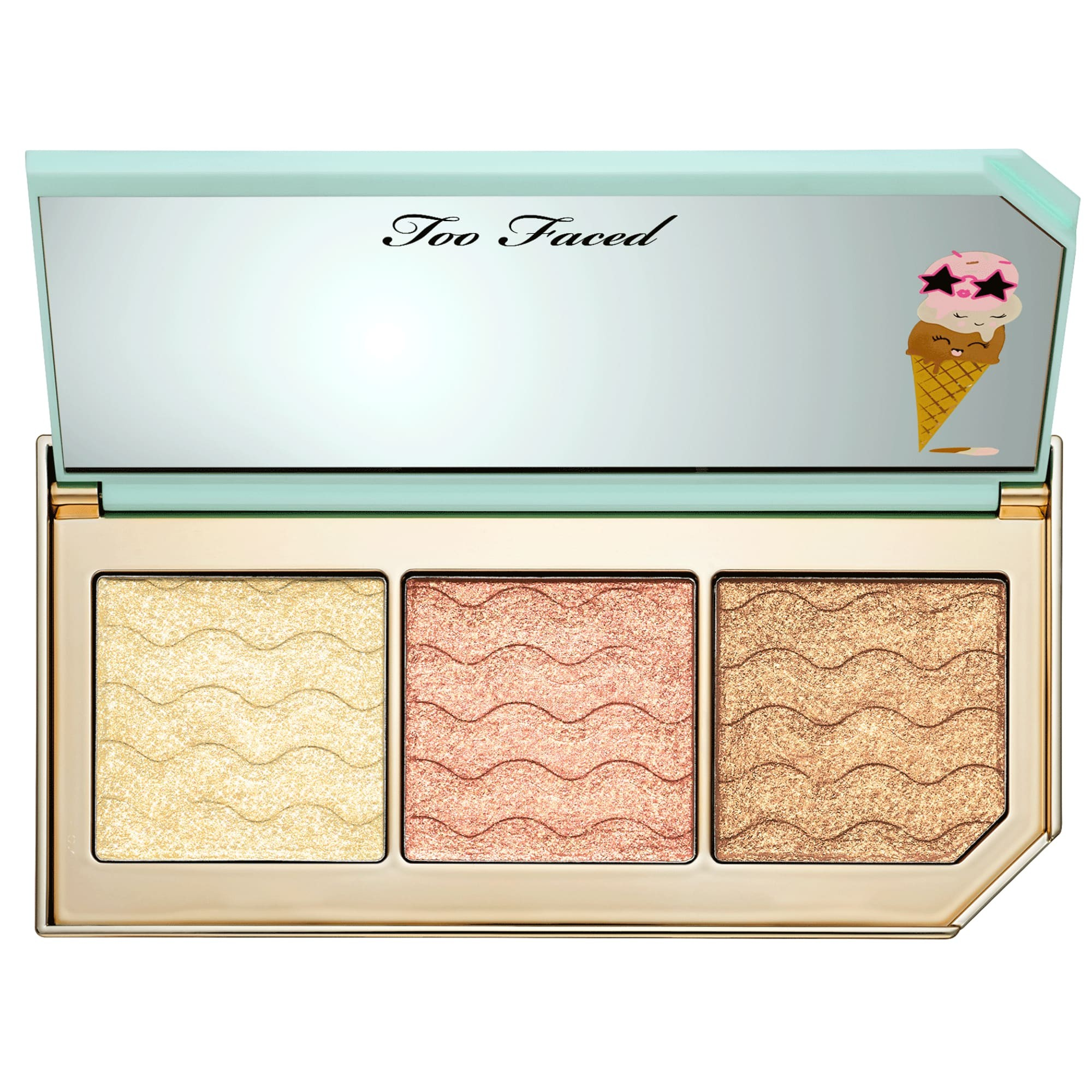 Too Faced Triple Scoop Hyper-Reflective Highlighting Palette