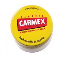 Carmex Moisturizing Lip Balm Original Jar