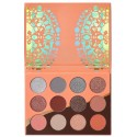 Juvia's Place Nubian 3 Coral Eyeshadow Palette