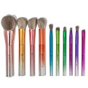 BH Cosmetics Take Me Back to Brazil Brushes 10 Piece Brush Set