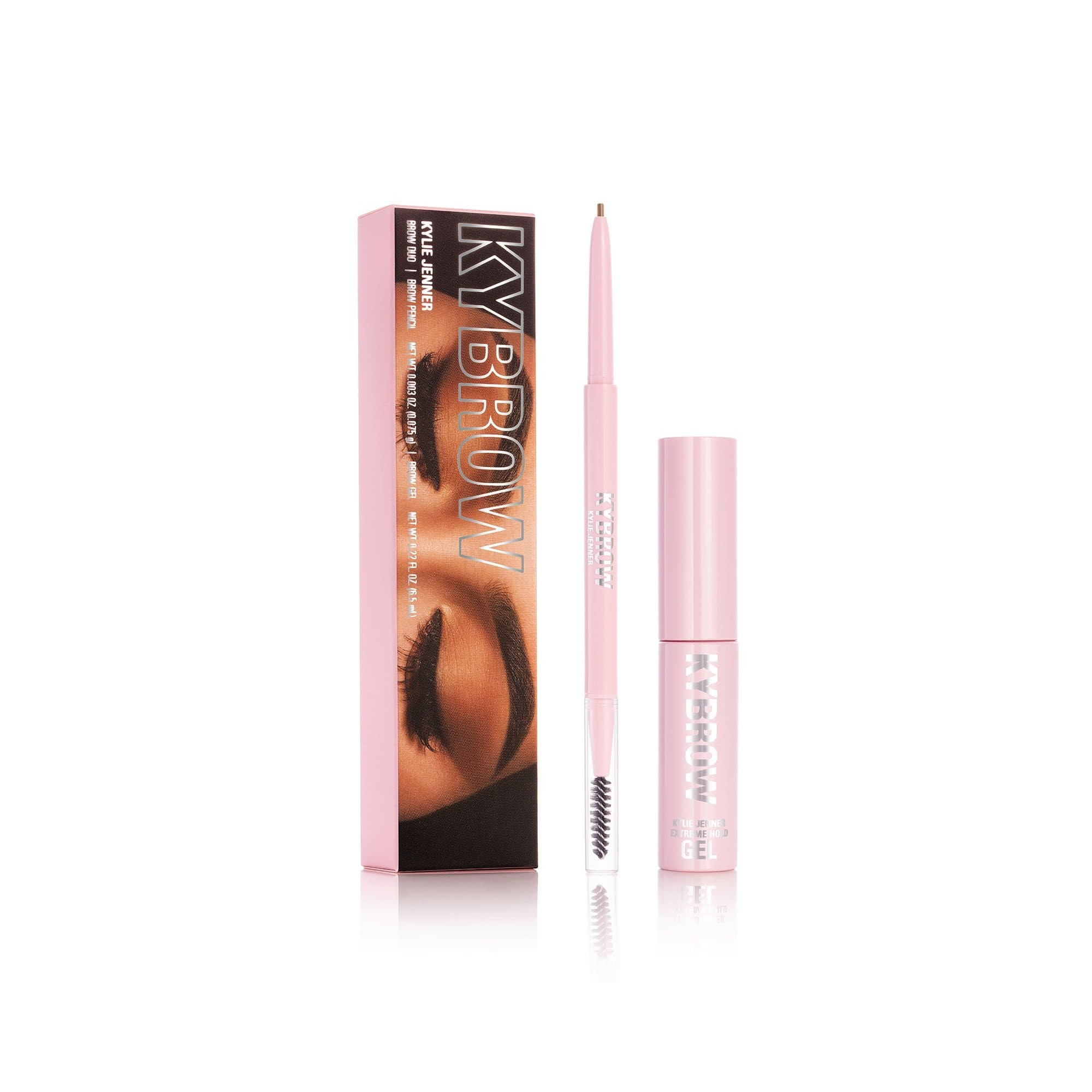 Kylie Cosmetics Brow Duo Kit Kybrow Cool Brown