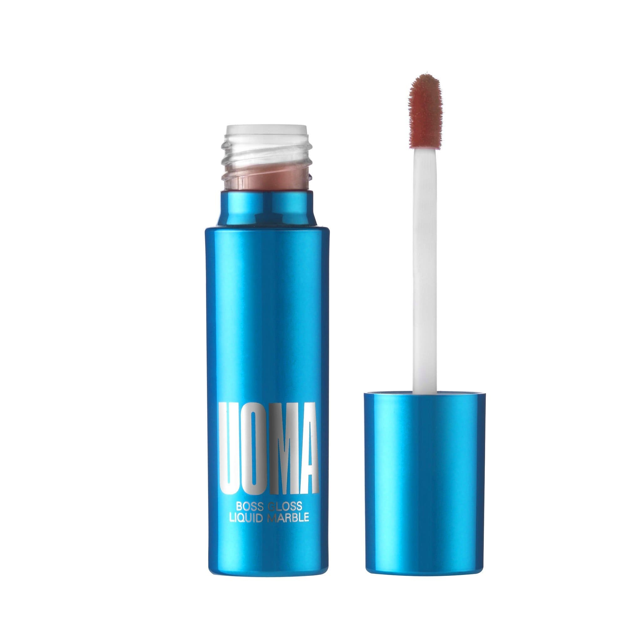 Uoma Beauty Boss Gloss Liquid Marble Lip Gloss Passion