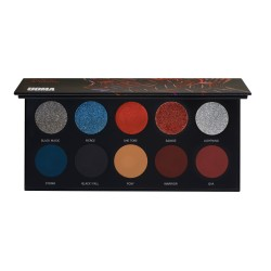 Uoma Beauty Black Magic Color Savage Palette