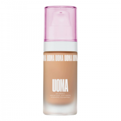 Uoma Beauty Say What?! Luminous Matte Foundation Black Pearl - T2W