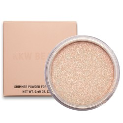 KKW Beauty Loose Shimmer Powder for Face & Body - Body Collection