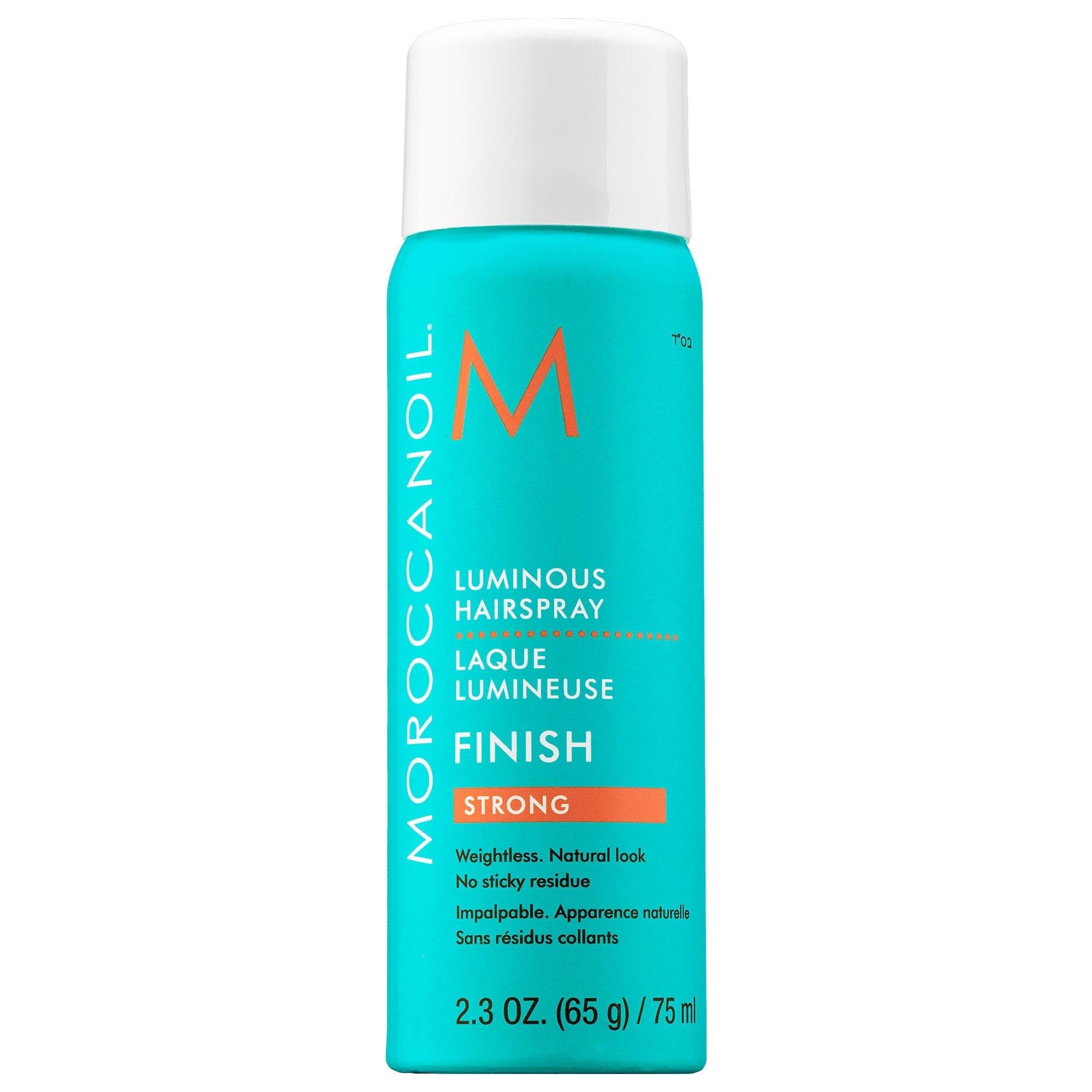 Moroccanoil Luminous Hairspray Strong Finish