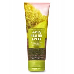 Bath & Body Works Toasted Praline & Pear Ultra Shea Body Cream