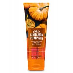 Bath & Body Works Sweet Cinnamon Pumpkin Ultra Shea Body Cream