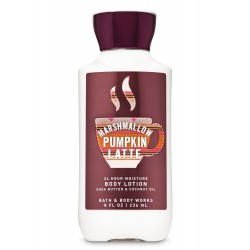 Bath & Body Works Marshmallow Pumpkin Latte Super Smooth Body Lotion