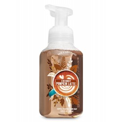 Bath & Body Works Coconut Pumpkin Latte Gentle Foaming Hand Soap