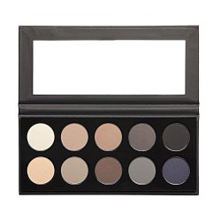 KKW Beauty Matte Smoke Eyeshadow Palette - The Mattes Collection