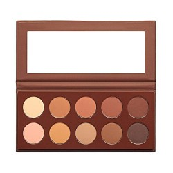 KKW Beauty Matte Cocoa Eyeshadow Palette - The Mattes Collection