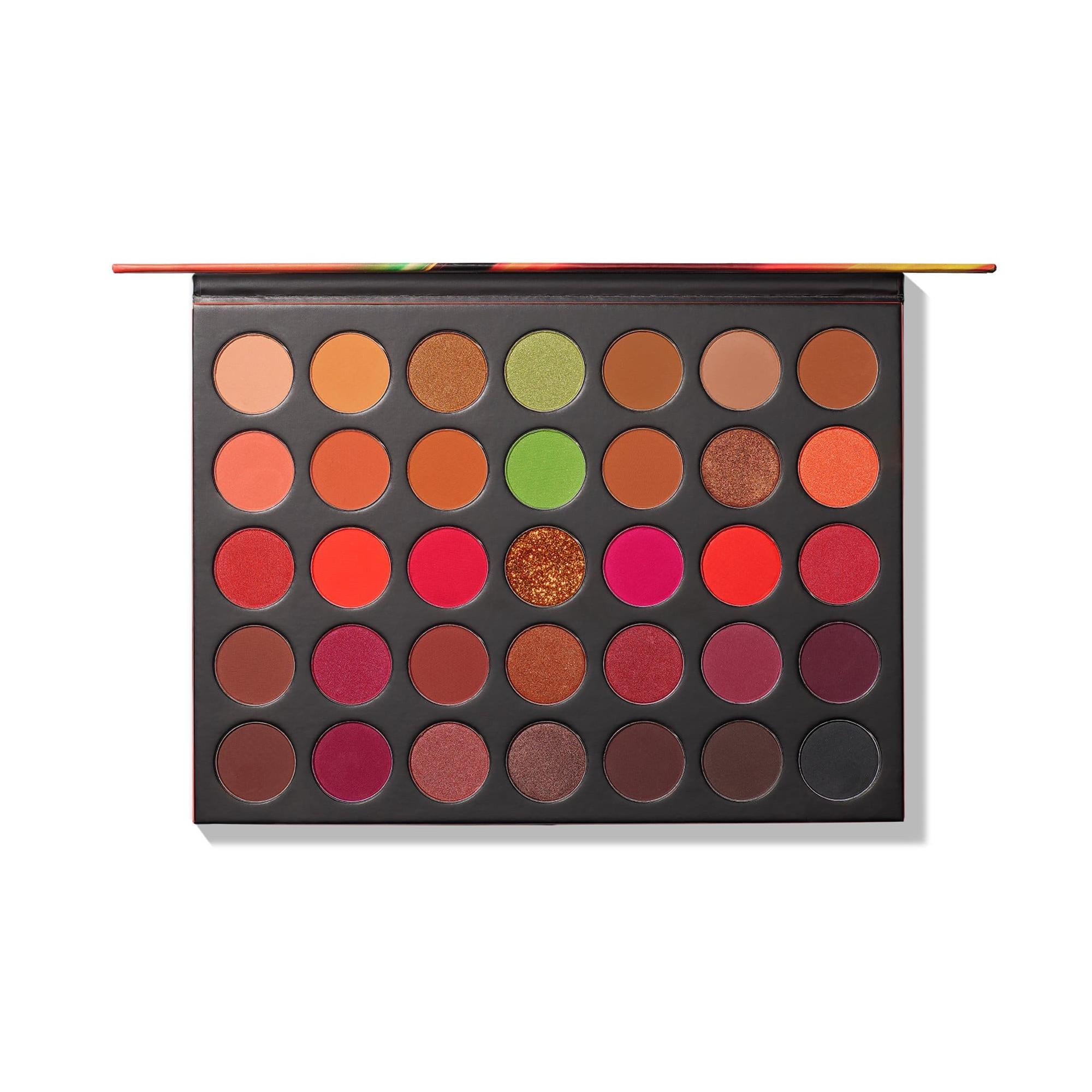 Morphe 35O3 Fierce By Nature Artistry Palette