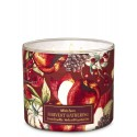 Bath & Body Works White Barn Harvest Gathering 3 Wick Scented Candle