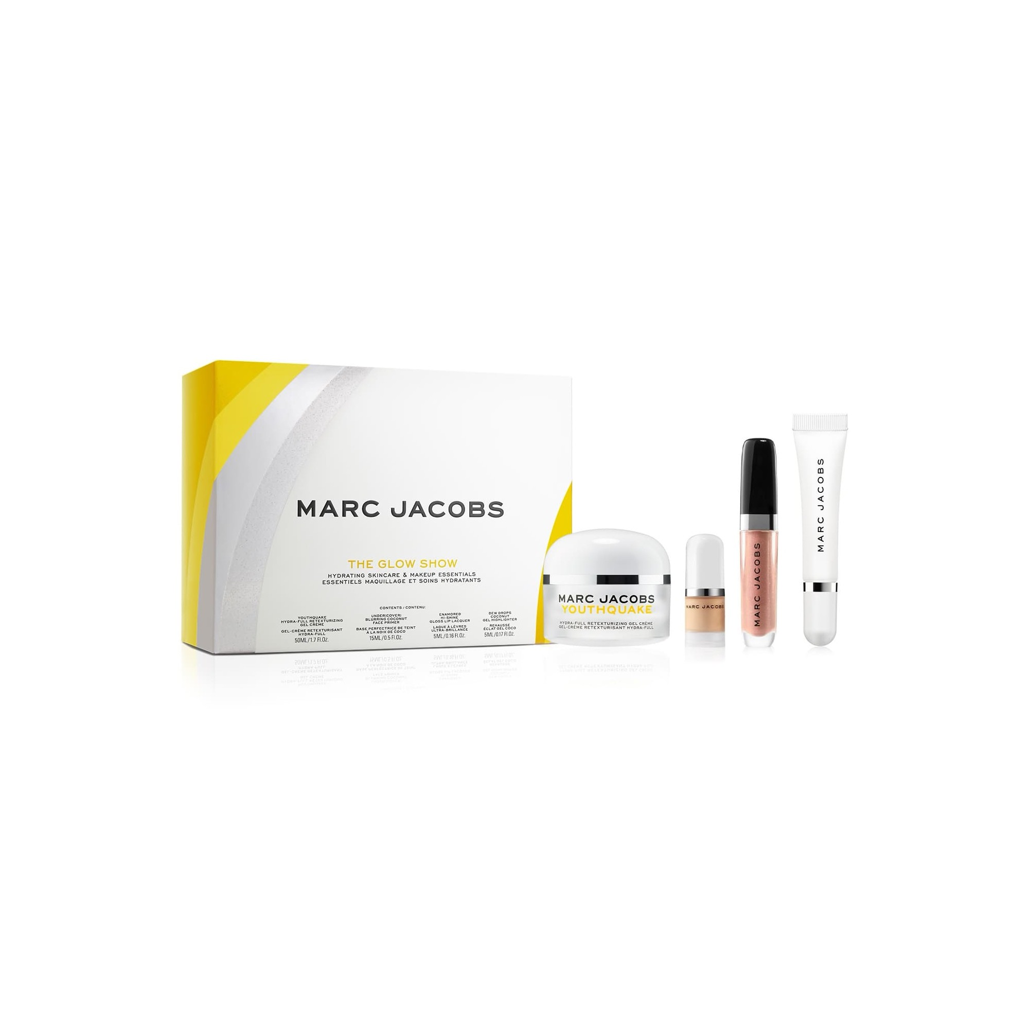 Marc Jacobs Beauty The Glow Show Set