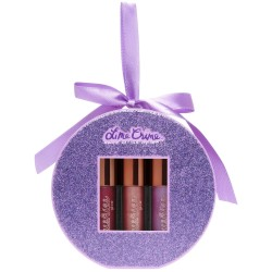Lime Crime Holiday Glow 3 Piece Mini Plushies Glow Set