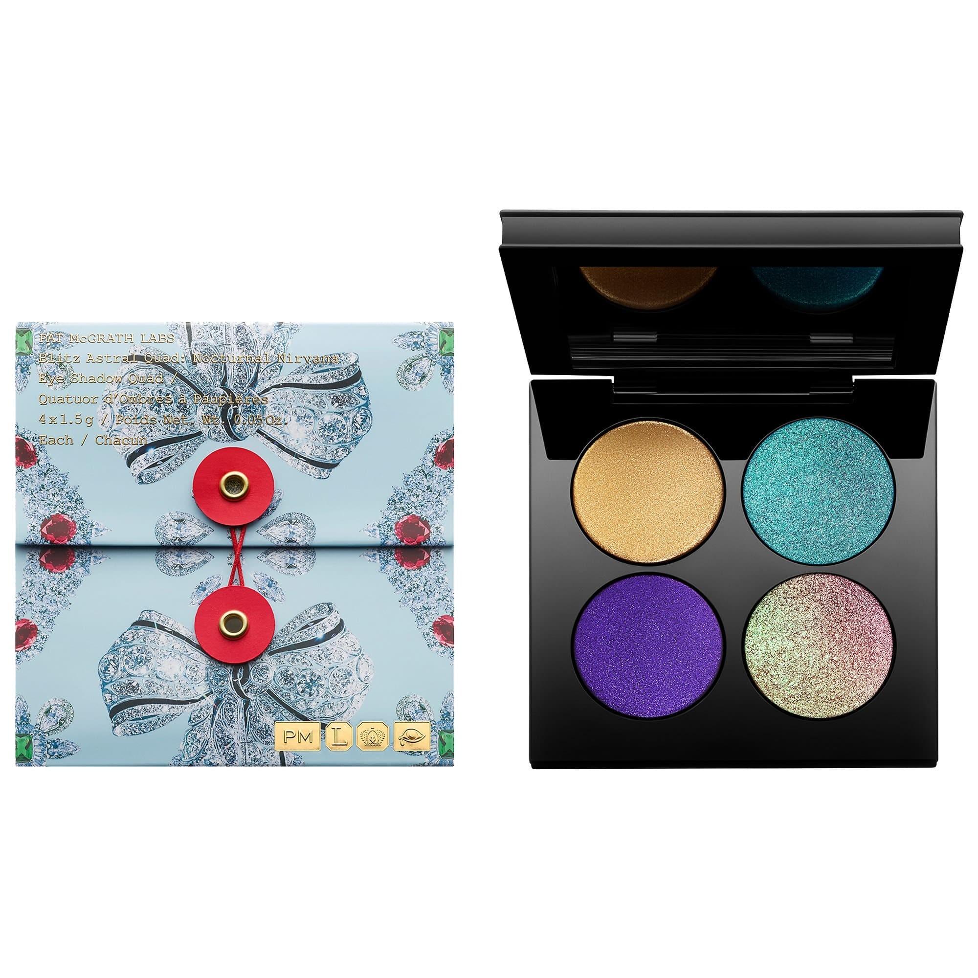 Pat McGrath Labs Blitz Astral Quad Eyeshadow Palette Nocturnal Nirvana