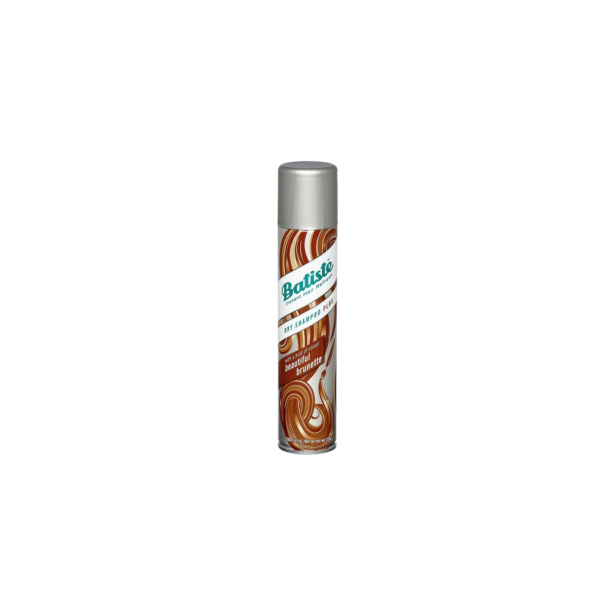Batiste Hair Dry Shampoo Brown - Dark & Deep 200ml