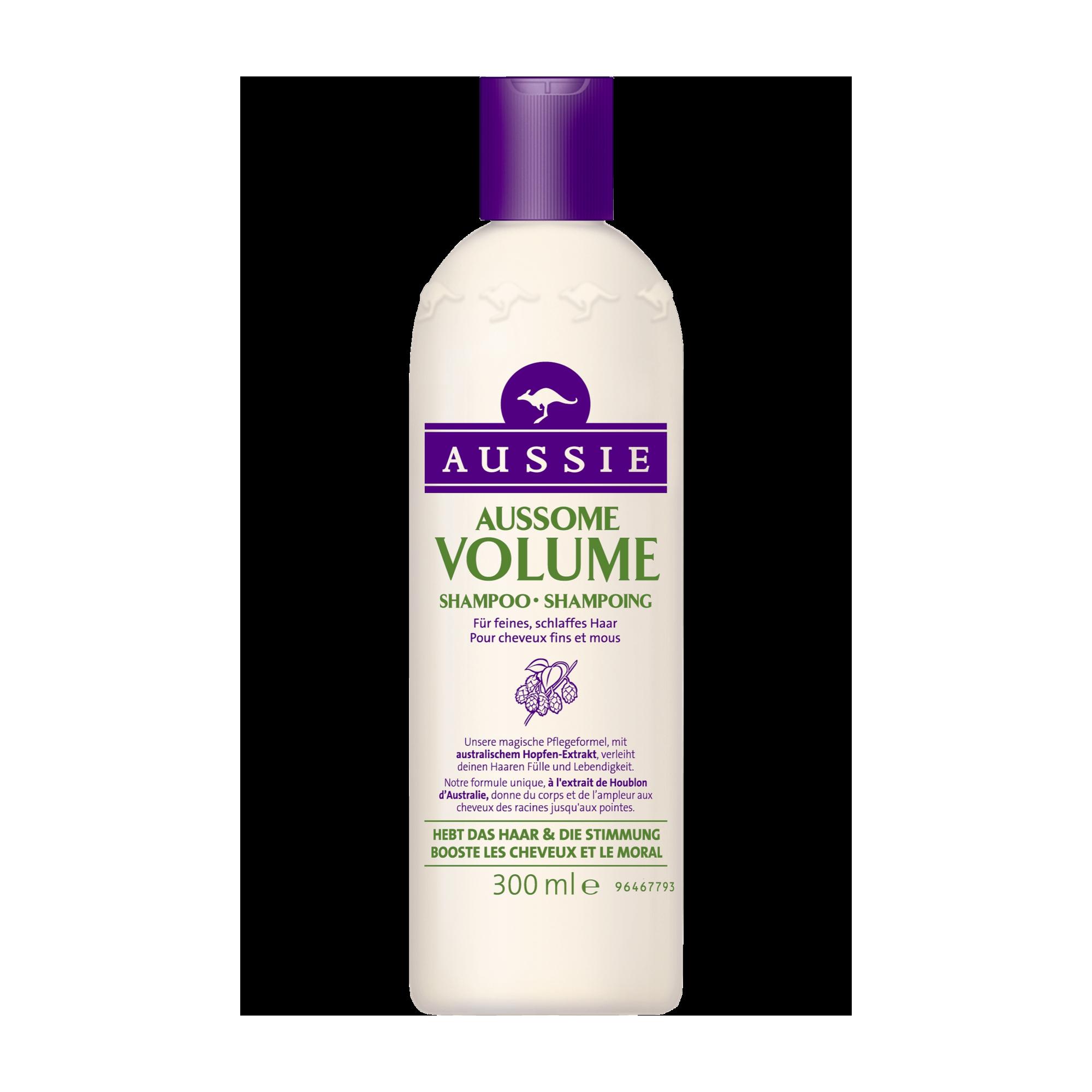 Aussie Aussome Volume Shampoo 300ml