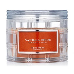 Homeworx by Harry Slatkin Vanilla Spice 4 Wick Candle