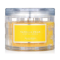 Homeworx by Harry Slatkin Vanilla Pear 4 Wick Candle