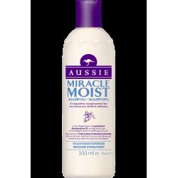 Aussie Miracle Moist Shampoo 300ml