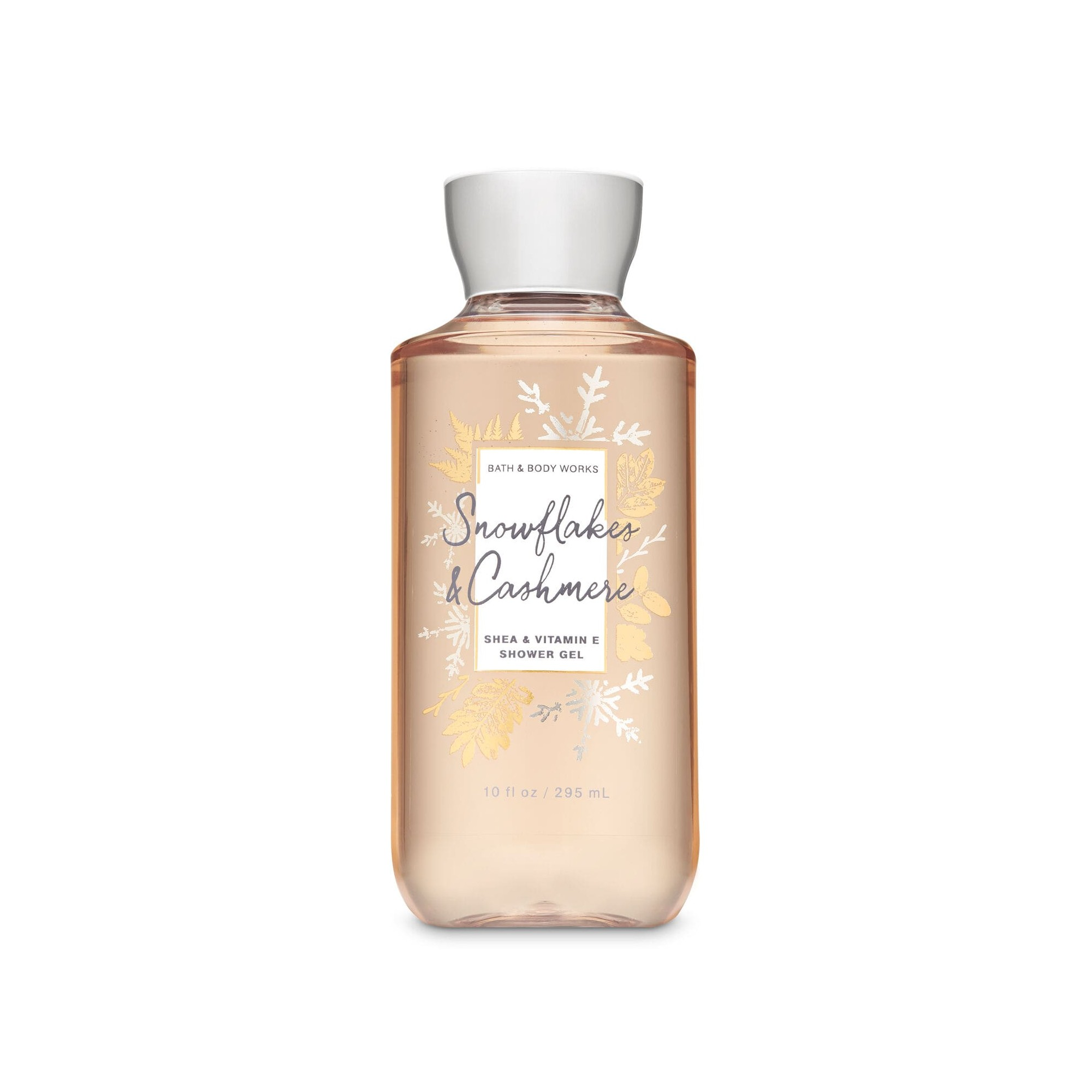 Bath & Body Works Snowflakes And Cashmere Shower Gel