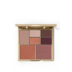 Stila Perfect Me Perfect Hue Eye Cheek Palette - Medium Tan