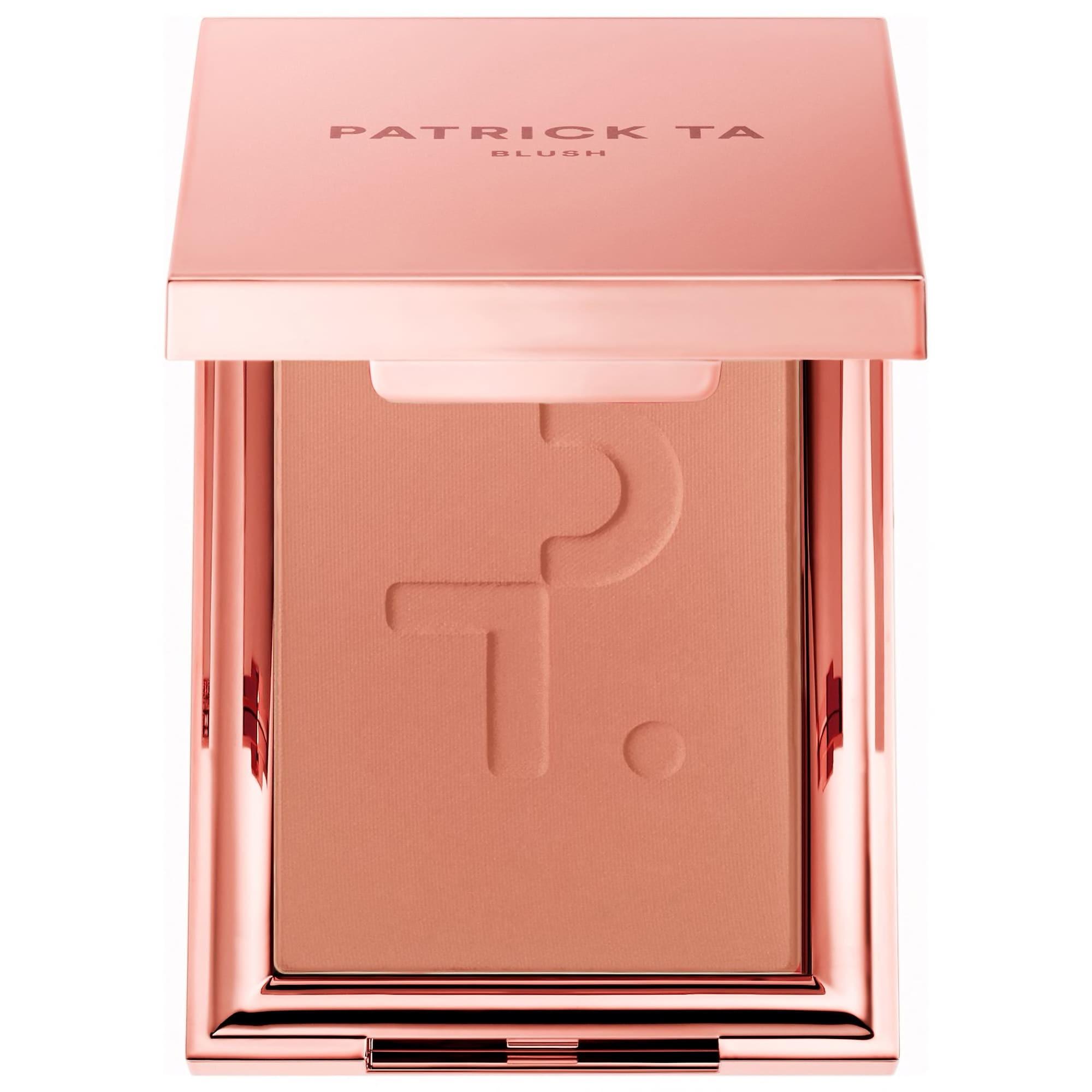 Patrick Ta Monochrome Moment Velvet Blush She's Sincere