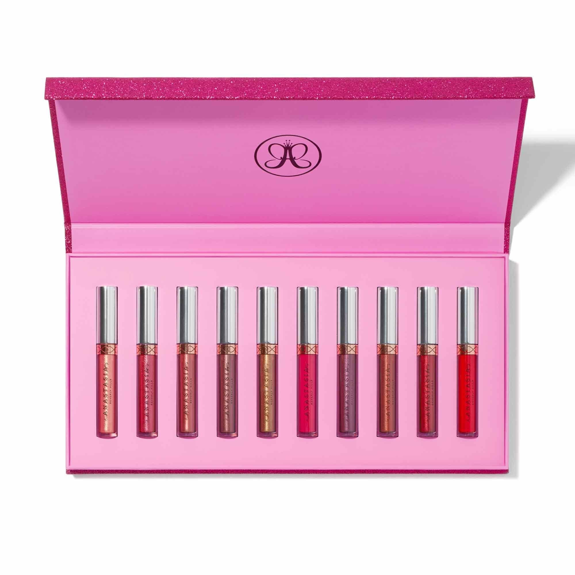 Anastasia Beverly Hills Holiday Liquid Lipstick Set