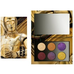 Pat McGrath Labs Star Wars The Rise Of Skywalker Mthrshp Galactic Gold Eyeshadow Palette