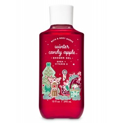 Bath & Body Works Winter Candy Apple Shower Gel