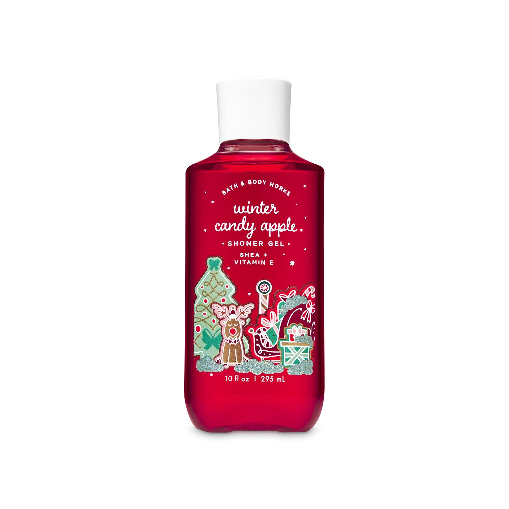 Bath & Body Works Winter Candy Apple Shower Gel