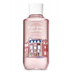 Bath & Body Works Bright Lemon Snowdrop Shower Gel