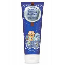 Bath & Body Works Santa's Blueberry Shortbread Ultra Shea Body Cream