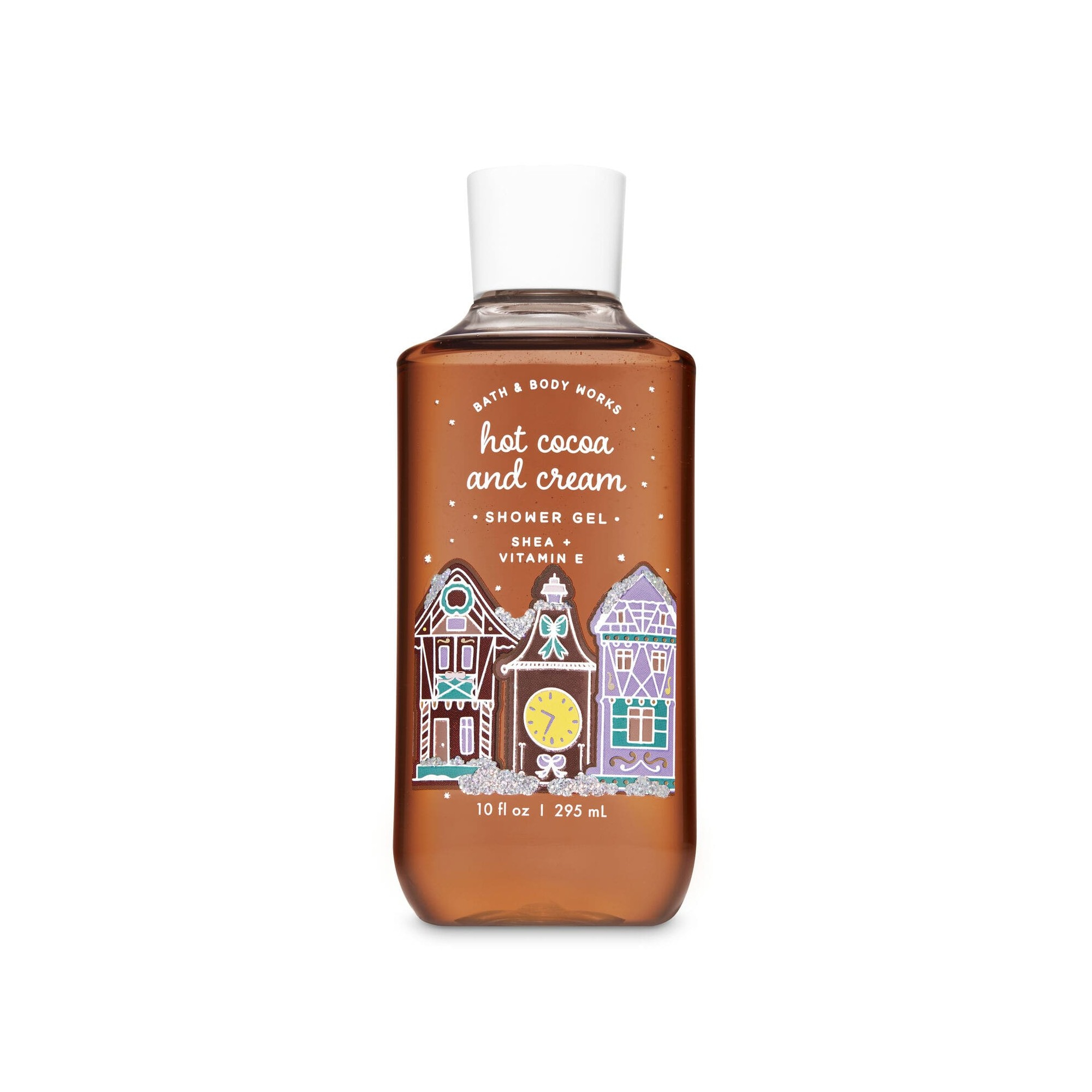 Bath & Body Works Hot Cocoa & Cream Shower Gel