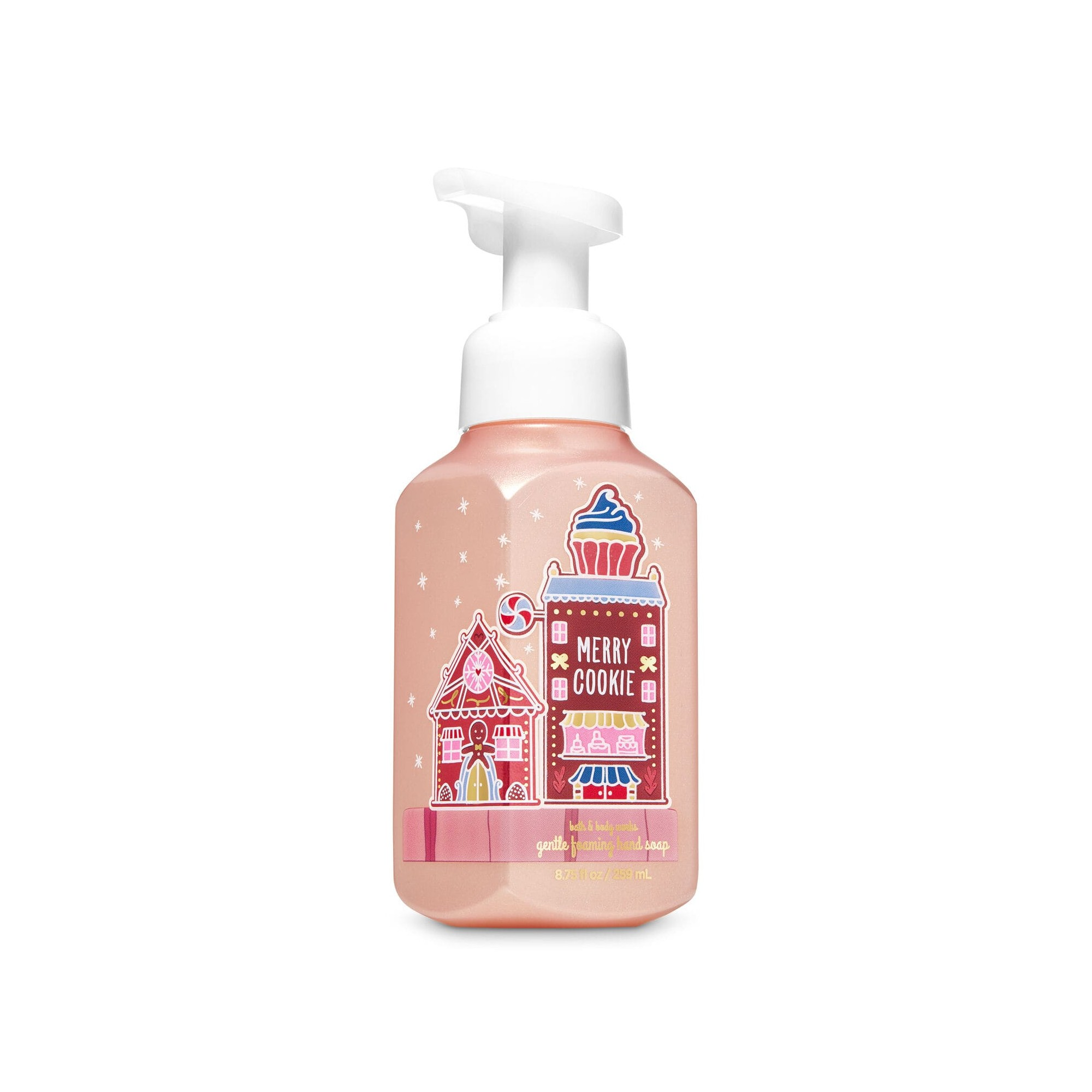 Bath & Body Works Merry Cookie Gentle Foaming Hand Soap