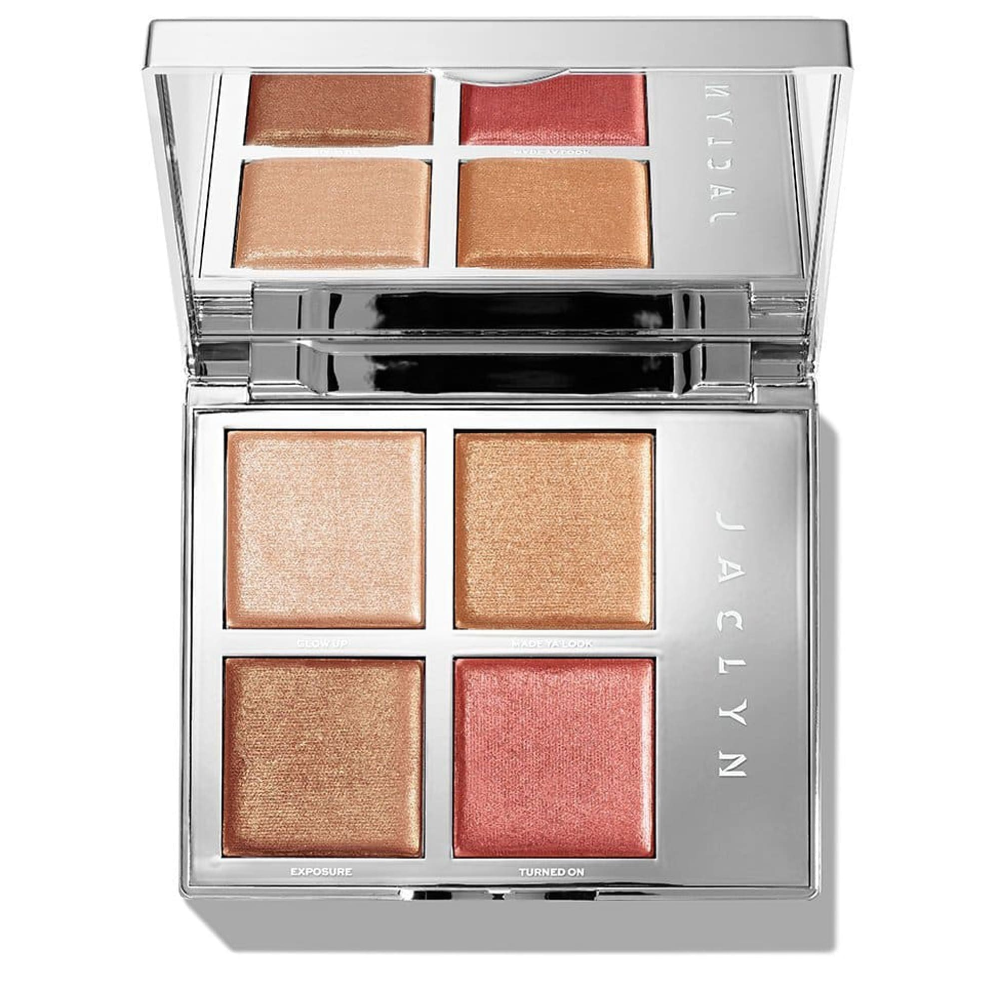 Jaclyn Cosmetics Accent Light Highlighter Palette The Flare