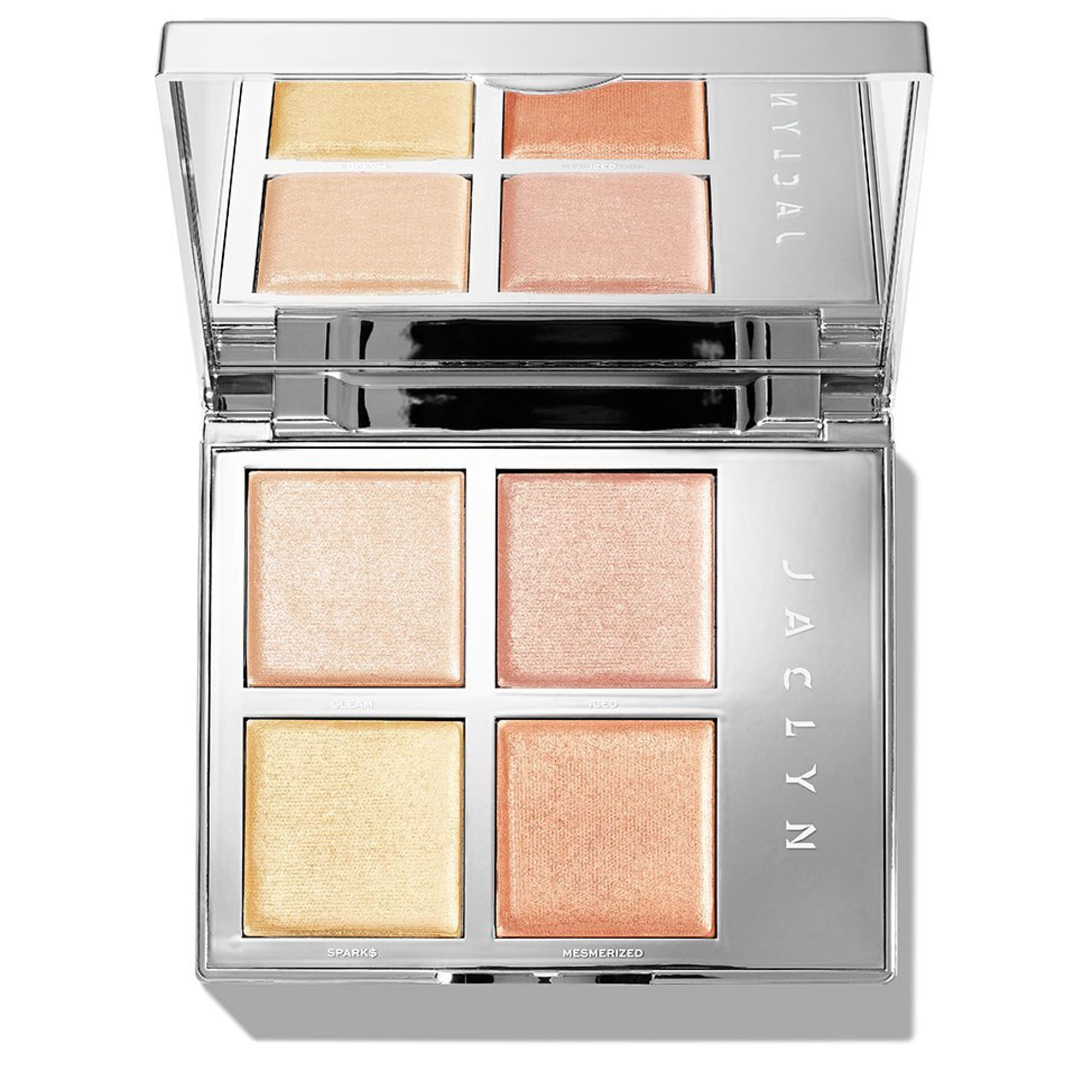 Jaclyn Cosmetics Accent Light Highlighter Palette The Flash